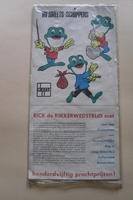 Rick de Kikker wedstrijd pakket 1967