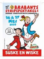 Brabants Stripspektakel 16 en 17 mei 2020