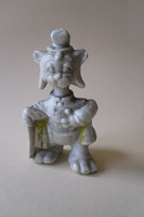 Pinocchio Gideon de kat bisque figure 1940's