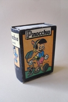 Pinocchio card game 1946