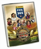 Panini Adrenalyn XL FIFA 365 2017 UPDATE
