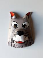 Fabeltjeskrant masker Bor de Wolf