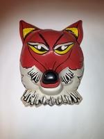 Fabeltjeskrant masker Lowieke de Vos