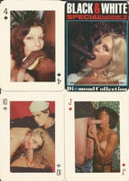 Erotic Pin-up playing cards Deck #71A