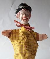 Pipo de Clown Bimbo poppenkast pop