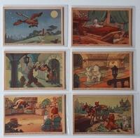 Tom Poes kaarten 1943 Serie 7