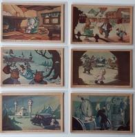 Tom Poes kaarten 1943 Serie 8