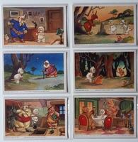 Tom Poes kaarten 1942 Serie 4