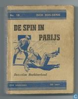 Dick Bos #16 eerste reeks