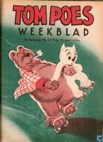 Tom Poes weekblad 3e jaargang nummer 27
