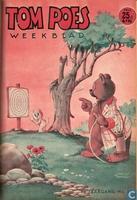 Tom Poes weekblad 1e jaargang nummer 28