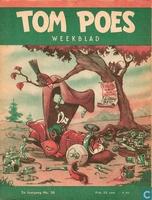 Tom Poes weekblad 2e jaargang nummer 38