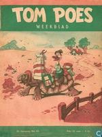 Tom Poes weekblad 2e jaargang nummer 41