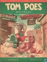 Tom Poes weekblad 2e jaargang nummer 44
