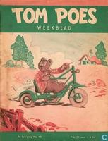 Tom Poes weekblad 2e jaargang nummer 45