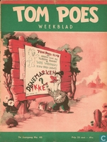 Tom Poes weekblad 2e jaargang nummer 46