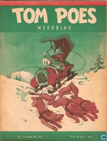 Tom Poes weekblad 2e jaargang nummer 47