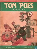 Tom Poes weekblad 2e jaargang nummer 48
