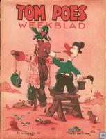 Tom Poes weekblad 2e jaargang nummer 50
