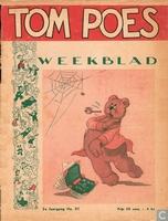 Tom Poes weekblad 2e jaargang nummer 31