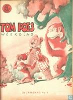 Tom Poes weekblad 2e jaargang nummer 01