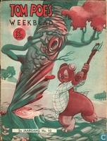Tom Poes weekblad 2e jaargang nummer 10