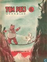 Tom Poes weekblad 2e jaargang nummer 13