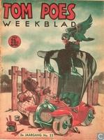 Tom Poes weekblad 2e jaargang nummer 22