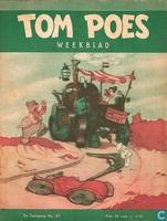 Tom Poes weekblad 2e jaargang nummer 37