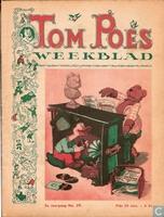 Tom Poes weekblad 2e jaargang nummer 29