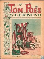 Tom Poes weekblad 2e jaargang nummer 28