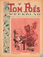 Tom Poes weekblad 2e jaargang nummer 25