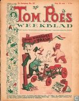 Tom Poes weekblad 2e jaargang nummer 27