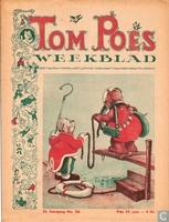 Tom Poes weekblad 2e jaargang nummer 26