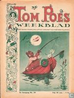 Tom Poes weekblad 2e jaargang nummer 24