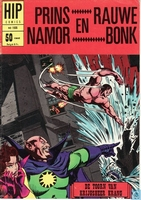 HIP Comics nummer 1935 (Prins Namor & Rauwe Bonk)
