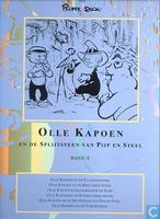 Olle Kapoen en de splijtsteen van Pijp en Steel Band X