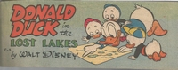 Donald Duck in the Lost Lakes USA 1950 Wheaties promo