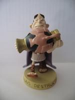 Asterix & Obelix beeldje #65 Tullius Destructivus