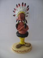 Asterix & Obelix beeldje #34 Indianerhäuptling
