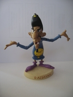 Asterix & Obelix beeldje #61 Daisayah