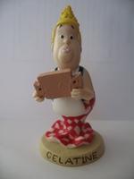 Asterix & Obelix beeldje #66 Gelatine