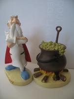 Asterix & Obelix beeldje #03 Miraculix