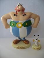 Asterix & Obelix beeldje #02 Obelix en Idefix