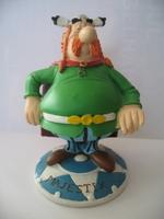 Asterix & Obelix beeldje #04 Majestix