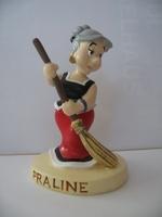 Asterix & Obelix beeldje #20 Praline