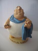 Asterix & Obelix beeldje #38 Agrippus Virus