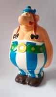 Asterix & Obelix spaarpot Deutsche Bank 1974