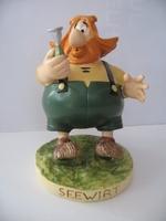 Asterix & Obelix beeldje #35 Seewirt
