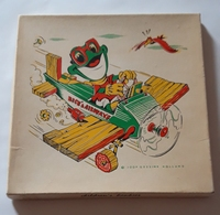 Rick de Kikker kinder-zakdoekjes in originele doos #2